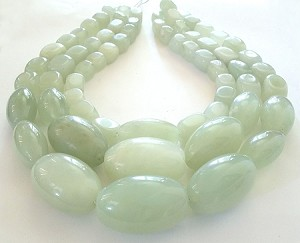 New Product - Three-Tiered Jade Necklace