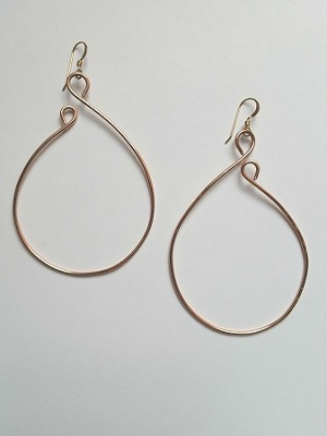 New Product - Rose Gold Ovals