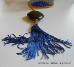 Contemporary Fringe Necklace